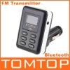 Bluetooth Handsfree Car MP3 Player FM Transmitter Remote Control, Wholesale