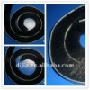 steel door window insert/pile weather strip/ wool pile