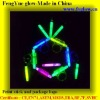 Up to 1 inch glow sticks for people party and home play decoration