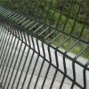 powder coated wire fence panel