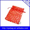 2011 the newest red gauze gift shopping bag