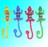 Sticky Lizard Sticky toys capsule toys promotion toys Halloween toys