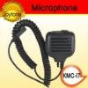High performance handheld two way radio microphone (KMC-17)