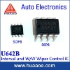 U642B Automotive Wiper IC