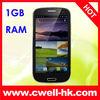 4.7 inch MTK6577 Android 4.0.4 12MP camera Star B92M 1GB RAM phone