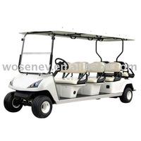 WS-GL6+2 electric golf car