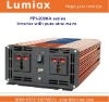 24v 12v 2000W dc-ac inverter pure sine wave