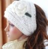 knitted fashion hair band
