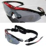 2012 New Cycling bicycle Bike Sports Sun Glasses With 5 lens DBL