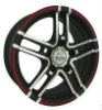 Aluminum alloy wheel 14""