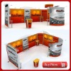 3x3m advertising portable trade show exhibition equipment