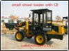small wheel loader with ce,payloader