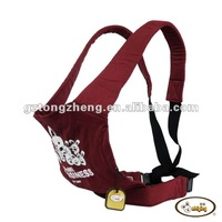 Hot selling Baby carriers with 4 belts A877