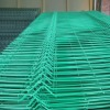 3d 2d Curvy Welded Fence Panel