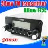 03FSN fm radio transmitter CZH-05B 50mw