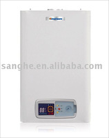 Gas-fired heating and hot water boilers