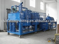 Oil processing ,TS ZYD Engine Oil Recycling Plant