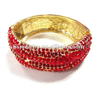 Fashion Rhinestone Cuff Bracelet