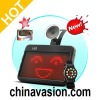 Car LED Emoticon and Sign Message Display with Remote Control