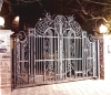 Heng Feng Wrought Iron gate