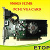 9300GS 512MB 64Bit TV grahpic video card