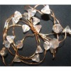 led copper wire string light custom shape