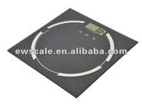 180kg Glass Digital Body Fat Scale