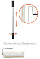Handy Paint Roller with Telescopic Frame