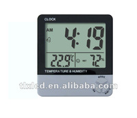 Thermometer manufature offer large temperature humidity display