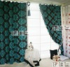 JC10100 fashion jacquard modern curtains