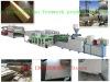 WPC construction formwork production line