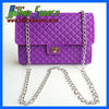 Beautiful silicone ladies handbags 2013 new products