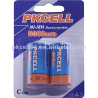 sub c battery of NI-MH Rechargeable batteries