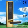 Zinc Alloy with RF card smart hotel locks