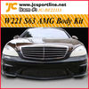 W221 Body Kit For Benz S63 AMG Style