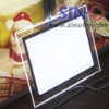High brightness LED crystal light box