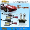 12V 35W H4-1 2012 best slim xenon hid kit