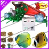 2012 Hot Sell Floating Fish Feed Pellet Machine