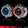 AES motorbike hid projector lamp kit double angle eyes