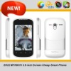 MTK6515 3.5inch capacitive android 2.3 2012 cheap android phone