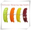 Silicone Handle For Lighten Your Shoping Bag Burden