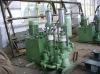 High pressure plunger pump for long distance transportion slurry