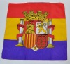 Spain printed bandanna polyester bandanna