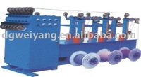 multiple axis type pay-off cable machine