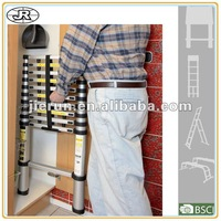 aluminum telescopic ladder en131 model