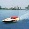 es-9201 brushless motor Boat