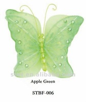 Plastic Wall Butterfly Decoration Wholesale Party Supplies