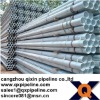galvanised carbon steel pipes