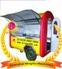 semi food trailer/food truck