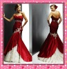 Astergarden 2011 stock sell red brides evening dress F